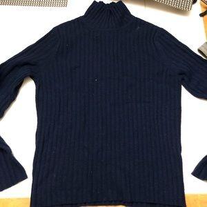 Abercrombie wool turtleneck sweater
